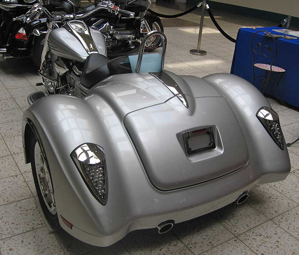 Trikes By Rodney Motorcycle Trike Conversion California