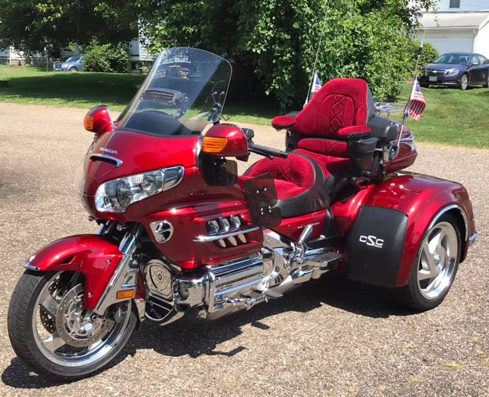 Trikes By Rodney 2019 Conversion CSC