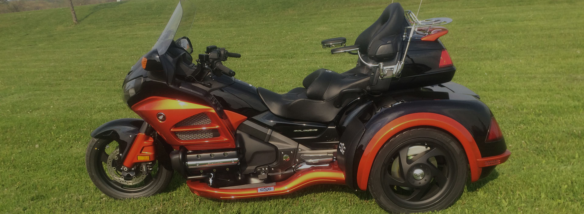 Harley Trikes For Sale >> Trikes By Rodney - Motorcycle Trike Conversion - Zanesville, Ohio