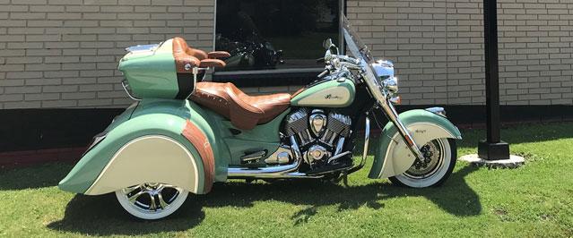 Trikes By Rodney - Motorcycle Trike Conversion - Zanesville