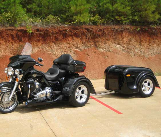 Trikes By Rodney Thoroughbread Trailers