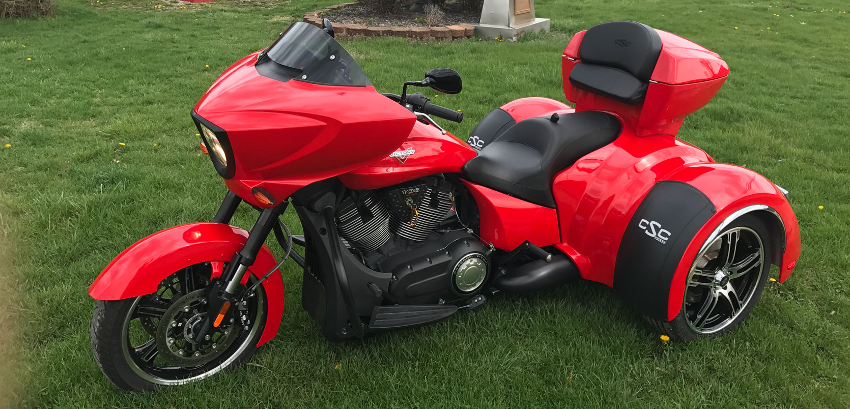 Trikes By Rodney - Motorcycle Trike Conversion - Zanesville